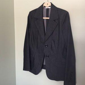 Ricki's classic grey blazer